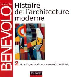 urban resources histoire de l 39 architecture moderne leonardo benevolo dunod. Black Bedroom Furniture Sets. Home Design Ideas