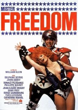 Mr. Freedom - William Klein (1969) Cover_0639_B
