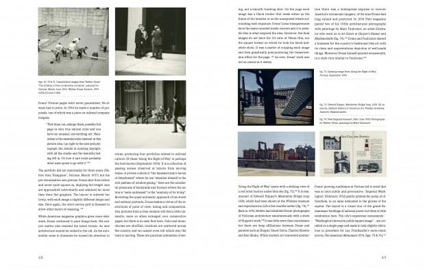 Walker Evans The Magazine Work David Campany